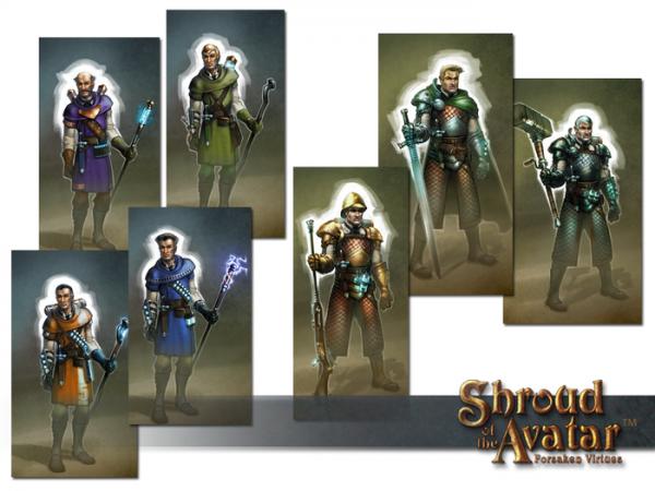 Oyuncular karakterlerini istedikleri gibi geliştirebilecek.