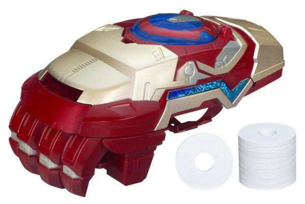 Iron Man Elektronik Disk Firlatici (1)