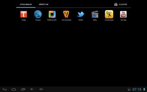 Piranha Android Uygulamalar