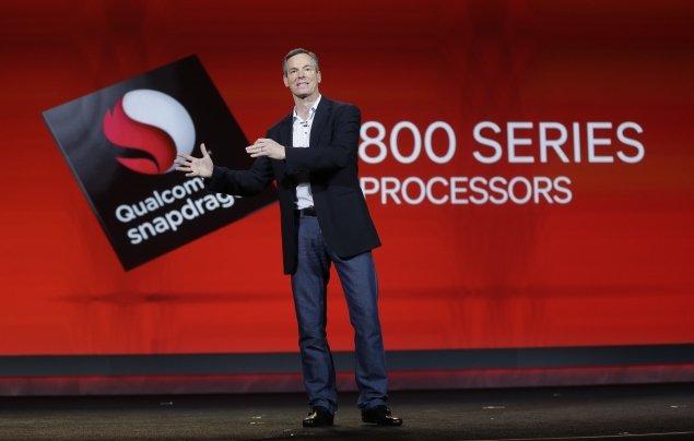 Qualcomm'un Snapdragon 800'den beklentisi büyük.