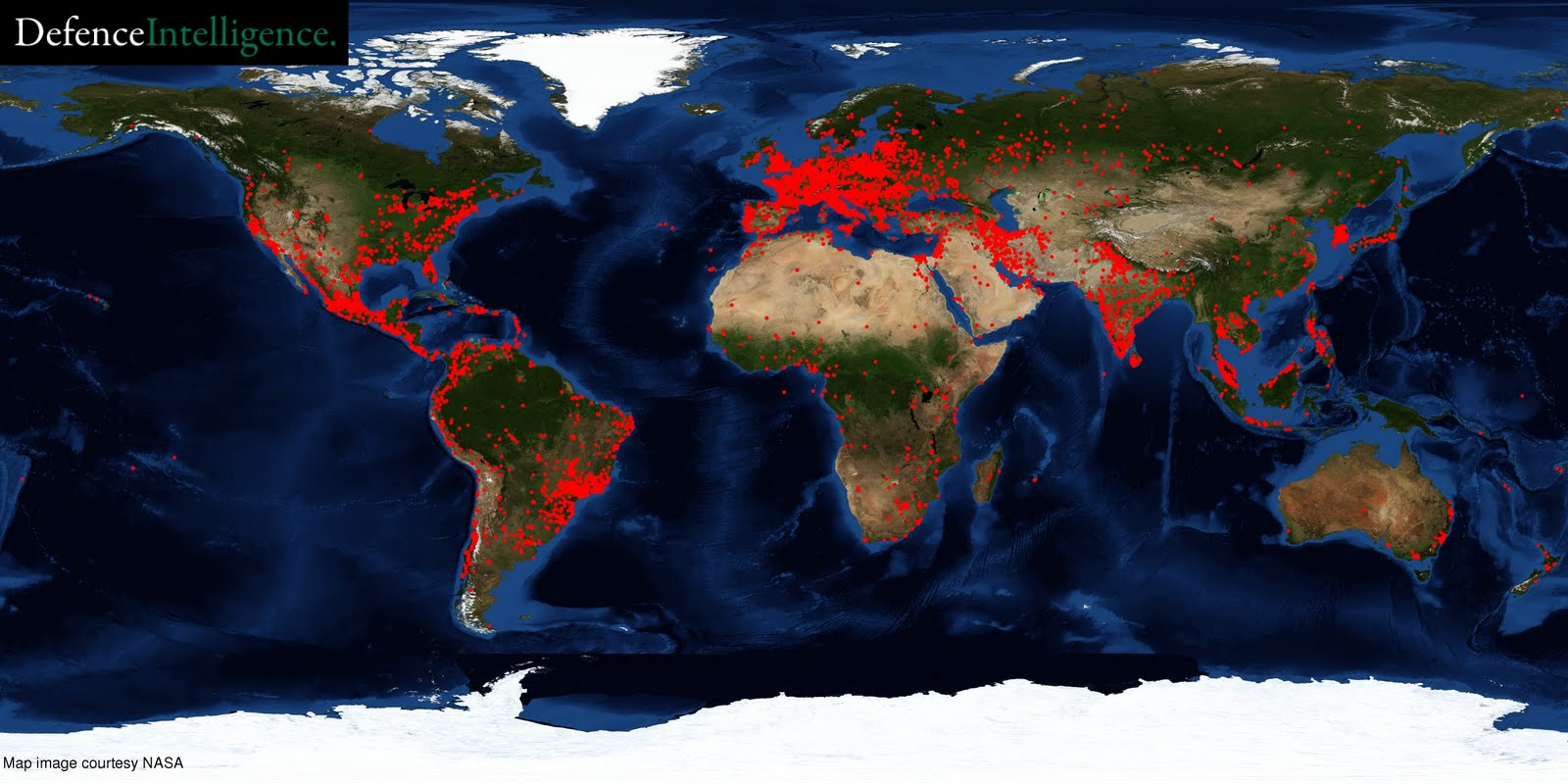 Botnet Haritası