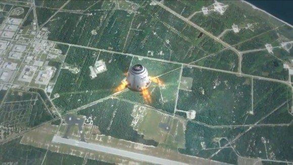 SpaceX yeni Dragon Kapsülü tasarımları için çalışmalara başladı.