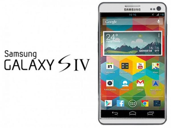 Samsung Galaxy S4 yeni bir tasarımla mı kullanıcı karşısına çıkacak?