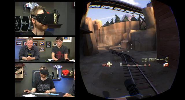Oculus Rift sanıldığının aksine başarılı bir çalışma olmuş.