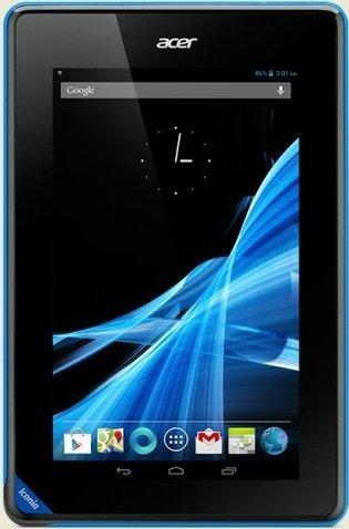 Acer Iconia tablet TTNETten İnternet ve Acer Iconia B1 Tablet