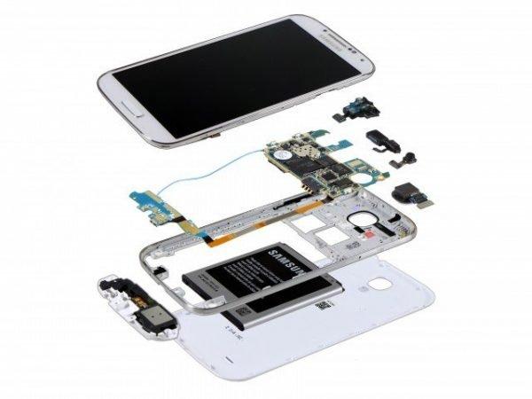 Samsung S4 ic donanim