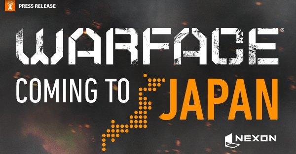 Warface Japonya'da