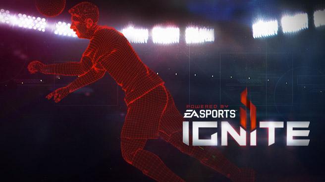 Electronic Arts'ın spor oyunları için duyurduğu Ignite grafik motoru büyülüyor.
