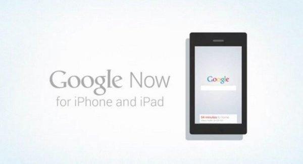iOS kullanıcıları da artık Google Now'ın nimetlerinden yararlanabilecek.