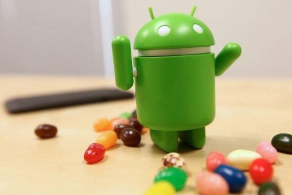 Jelly Bean kullanıcıları artıyor.