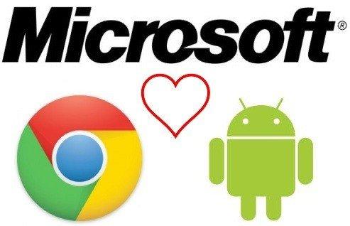Microsoft, Android'e sattığı lisanslar sayesinde kazancını katlamaya devam ediyor.