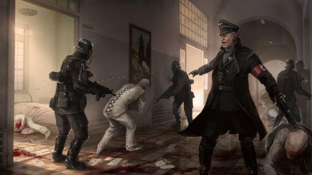 Yeni Wolfenstein ile Nazi komplalarına doyacağız.