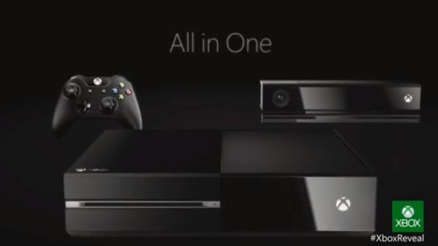 Xbox One Resmi lansmanında yeni konsolun ilk görüntüğü anlar