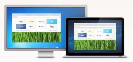 Yandex Browser'a eşitleme özelliği eklendi