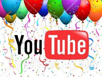 YouTube 8. yılını doldurdu.