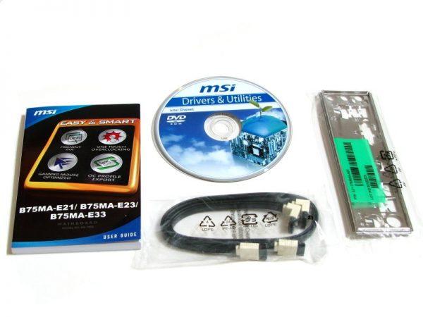 MSI B75MA-33 (2)
