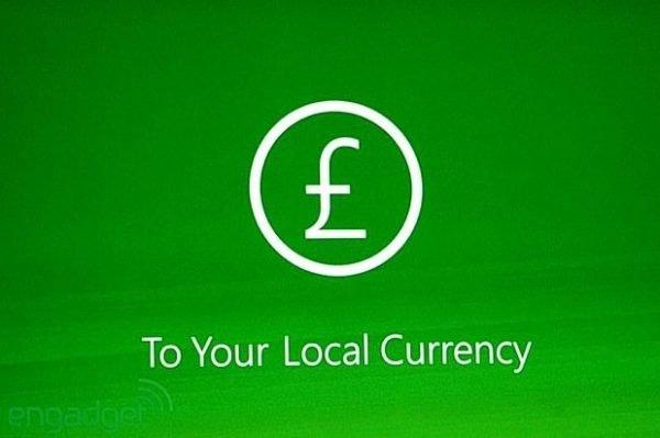 Xbox One Market gerçek para