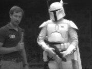Star Wars serisinin efsanevi karakteri Boba Fett'in ilk görüntüleri ortaya çıktı.