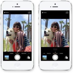 iOS 7 Kamera