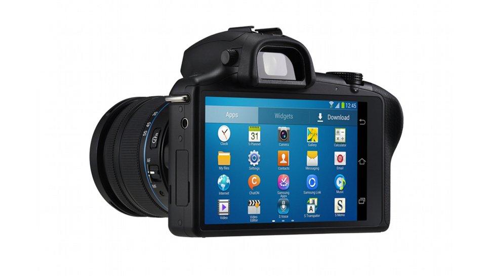 Samsung Galaxy NX Kamera