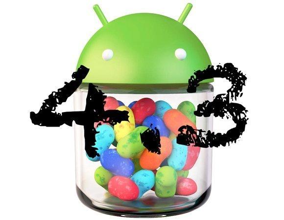 Android 4.3, 4K desteği sağlayacak.