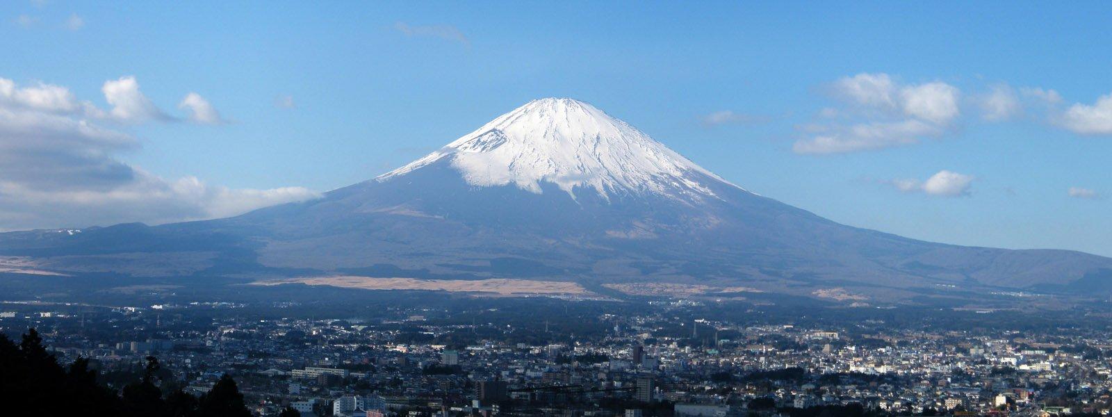 Japonya'da internetin hızı Fuji Dağı'nda zirve yapıyor!