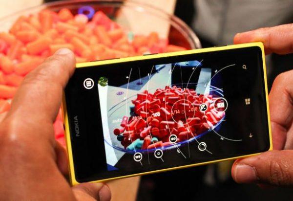 Kamera için telefonla beraber gelen uygulama oldukça detaylı.