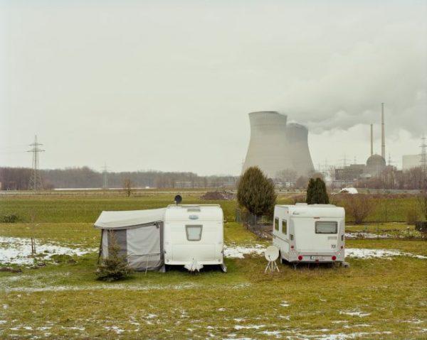 Almanya Nükleer Santral