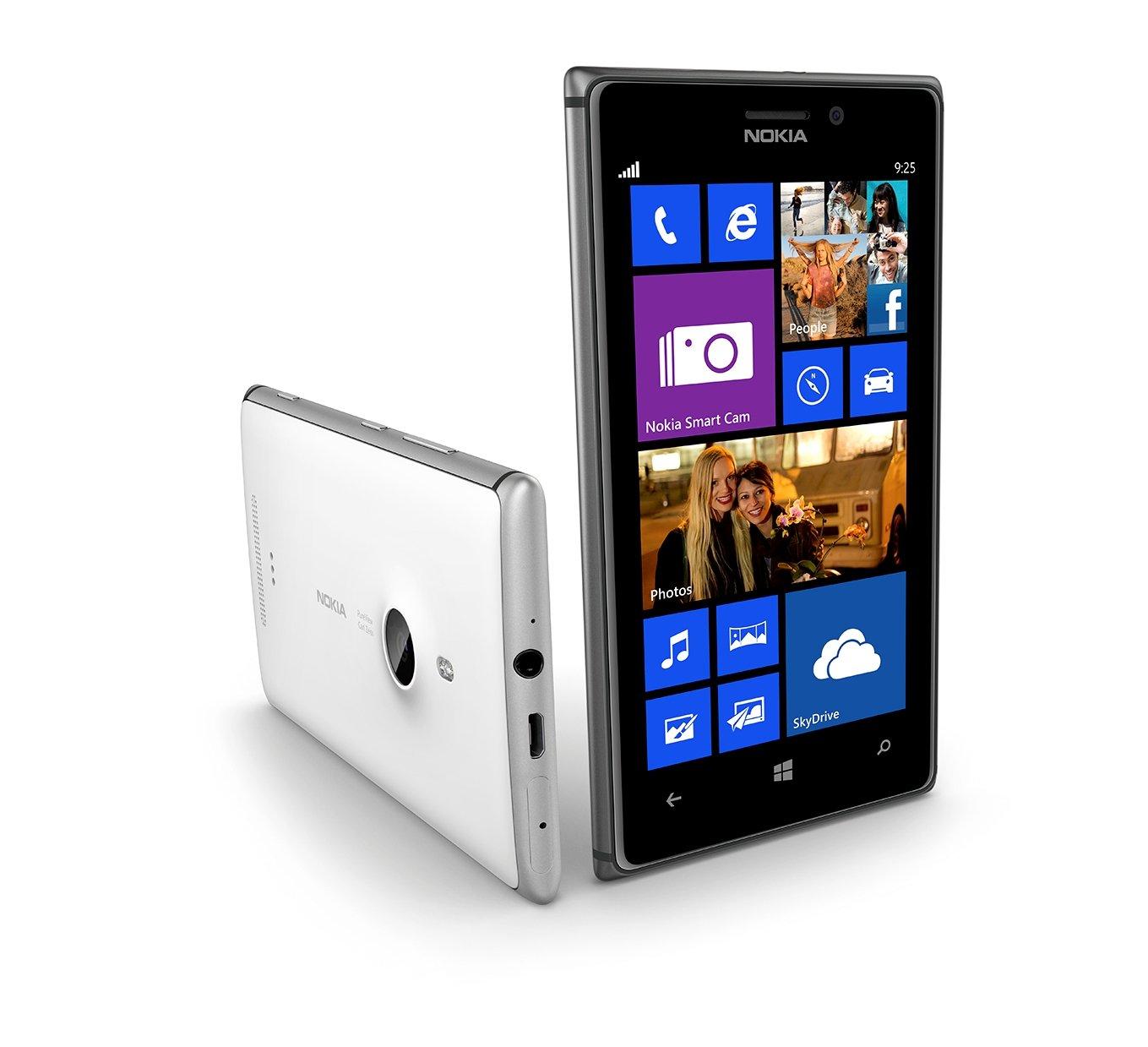 Nokia Lumia 925 Cep Telefonu Beyaz   Apps Directories
