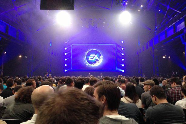 Gamescom EA