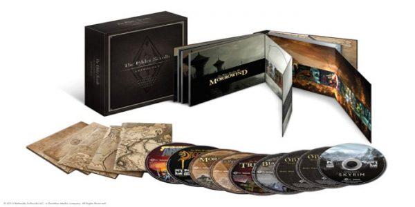 The-Elder-Scrolls-Anthology-collection