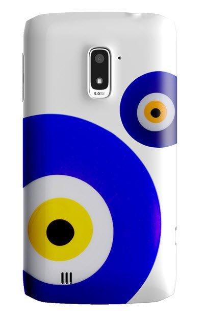 Turkcell T40 nazar boncugu   Turkcell T40 Cep Telefonu Tanıtıldı
