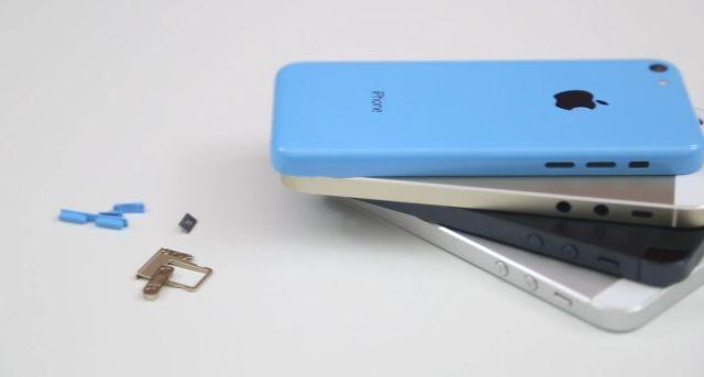 iPhone 5S hakkında son bilgiler sızdırıldı.