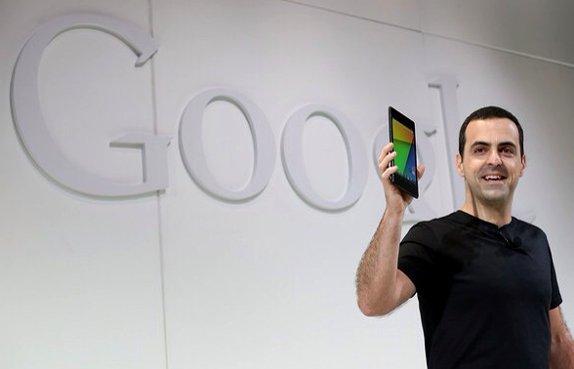 Google'ın üst düzey yöneticilerinden Hugo Barra, firmadan ayrılıyor.