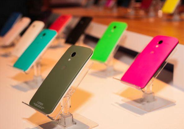 Motorola Moto X'in büyük tanıtımı gerçekleşti