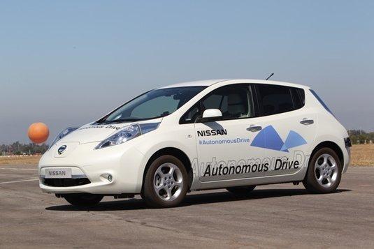 Nissan yeni teknolojisini 2020 yılında trafiğe çıkarmak istiyor.