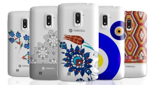 turkcell T40 kapaklar 600x335   Turkcell T40 Cep Telefonu Tanıtıldı