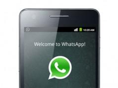 Whatsapp'da sesli görüşme devri başladı.