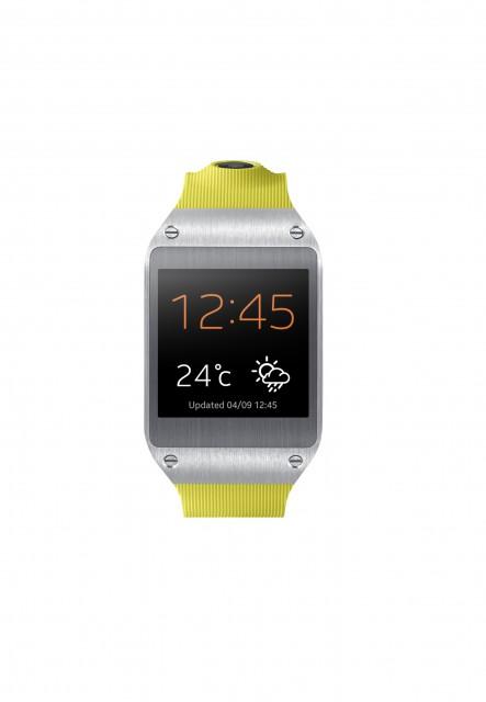 Samsung Galaxy Gear: Akıllı saat