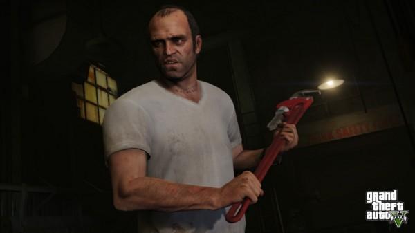 Grand Theft Auto 5, Rockstar Games'i zengin etti.