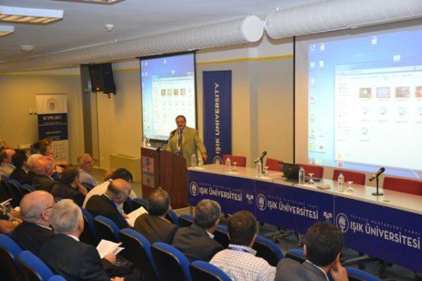 ICTPE 2013 Konferansı, bu yıl Işık Üniversitesi ve İstanbul Teknik Üniversitesi'nin işbirliği sayesinde Türkiye'de düzenleniyor.