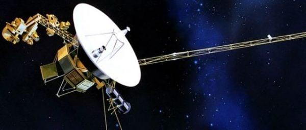 Voyager-1'den gönderilen ilk veriler, yeryüzüne ulaştı.
