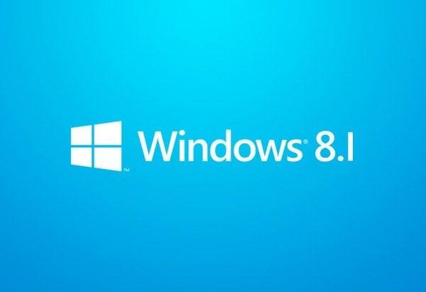 Windows 8.1, işletim sistemine yığınla yenilik getiriyor.
