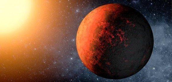 7 gezegen sistem 7 Gezegene Sahip Güneş Sistemi Keşfedildi