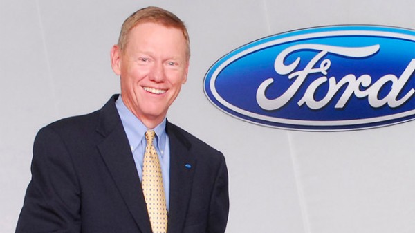 Ford CEO'su Alan Mullaly