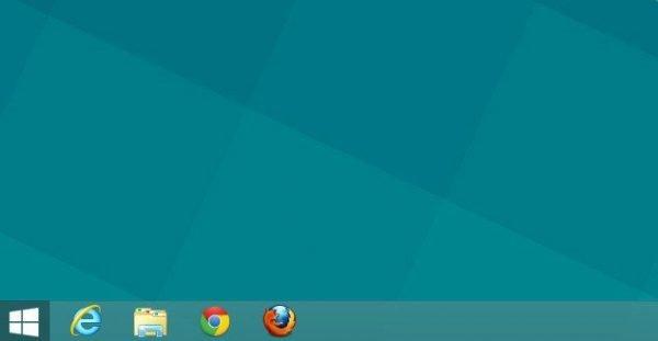 Windows 8.1 ile birlikte gelen eski bir dost: Başlat Butonu.