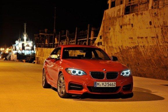 BMW yeni modellerini tanıttı.