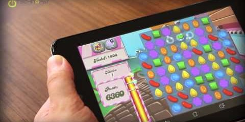 Video thumbnail for youtube video Candy Crush Saga Android Oyun İncelemesi - Technopat