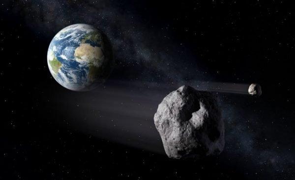 2013 TV135 isimli Asteroit'in Dünya'ya çarpma olasılığı 63.000'de 1.