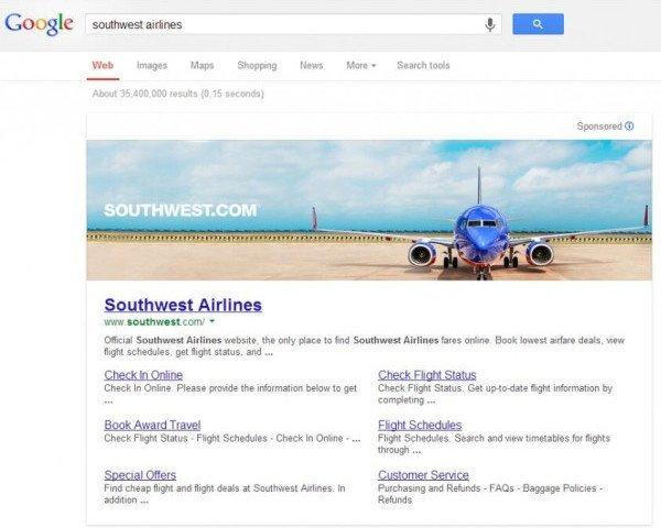 Google'ın yeni reklam anlaşmaları, devasa alanları kaplayabiliyor.